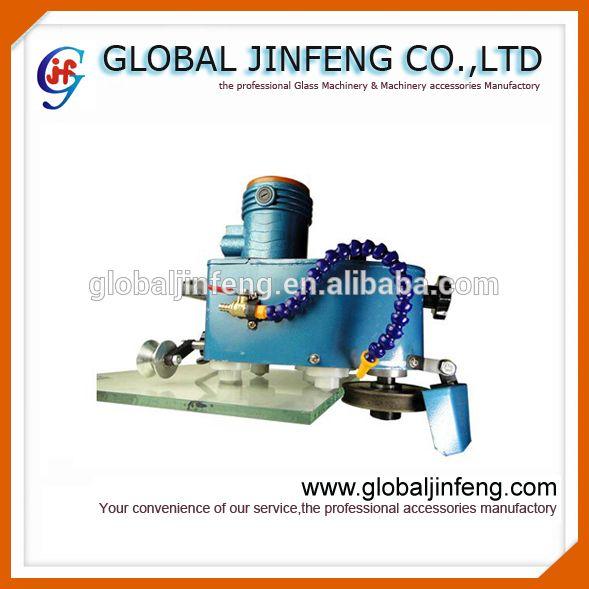 JF-01 vidrio Portable forma especial de molienda y pulido de la máquina, tamaño pequeño máquina de vidrio