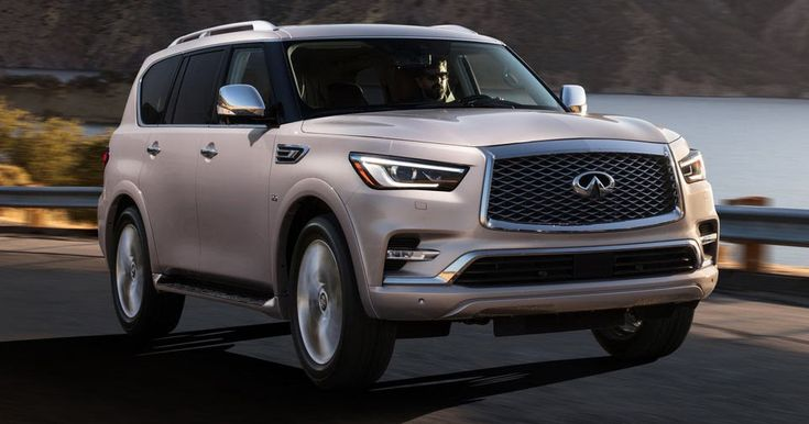 Infiniti Details 2018 QX80 Full-Size SUV, Priced From $64,750 #Dubai_Motor_Show #Galleries