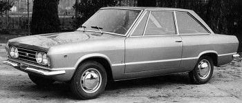 Fiat 125 from Francis Lombardi, 1967
