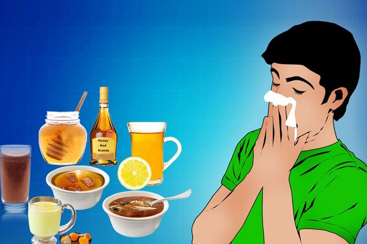 Treating Common cold and cough at home | Healthspectra.com