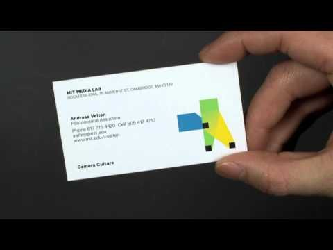 MIT MEDIA LAB LOGO - YouTube