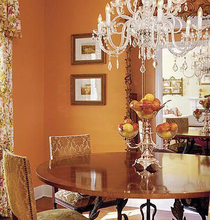 Best 25 Orange Dining Room Ideas On Pinterest Orange