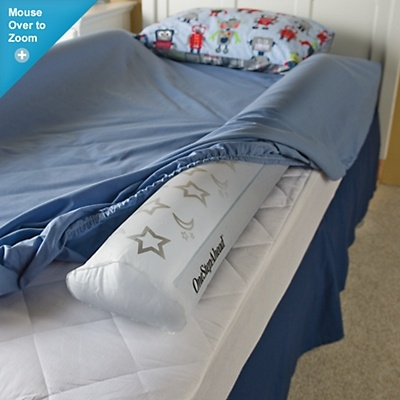 Stay-Put Inflatable Bed Rail Set  Great alternative to traditional bed rails