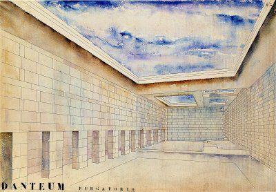 Il Danteum, Unbuilt, Giuseppe Terragni, 1938