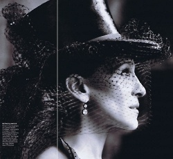 SJP thank goodness she still wears hats.