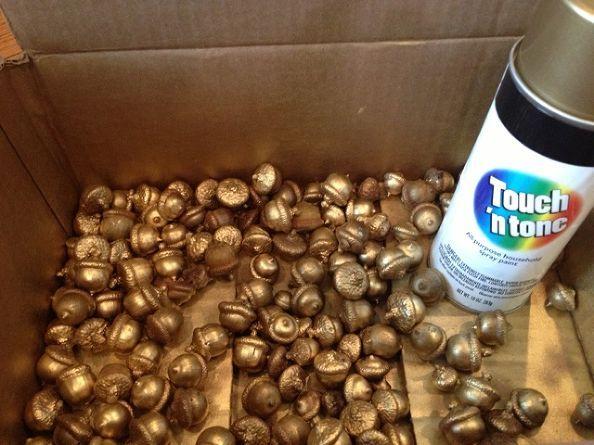 47 best clip acorn images on pinterest fall crafts for Acorn decoration ideas