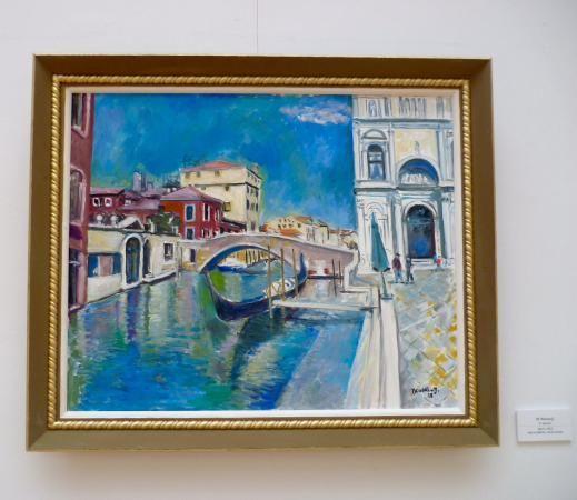 In Venice 2015 Teresa Wallis-Joniak