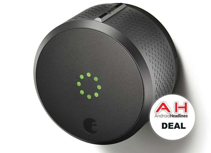 Deal: August Smart Lock, Second Generation for $99 – 3/2/18 #Android #Google #news