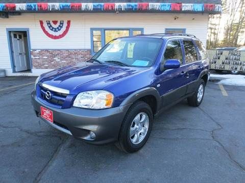 2006 Mazda Tribute for sale in Pepperell, MA