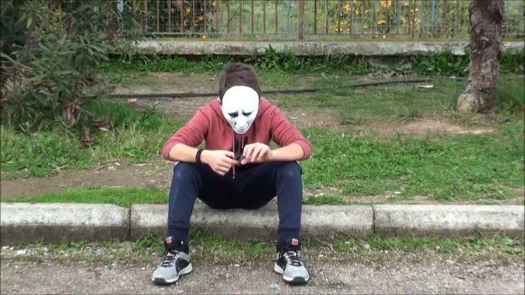 """""""Οι μάσκες πέφτουν"""" - Σχολικός εκφοβισμός"""
