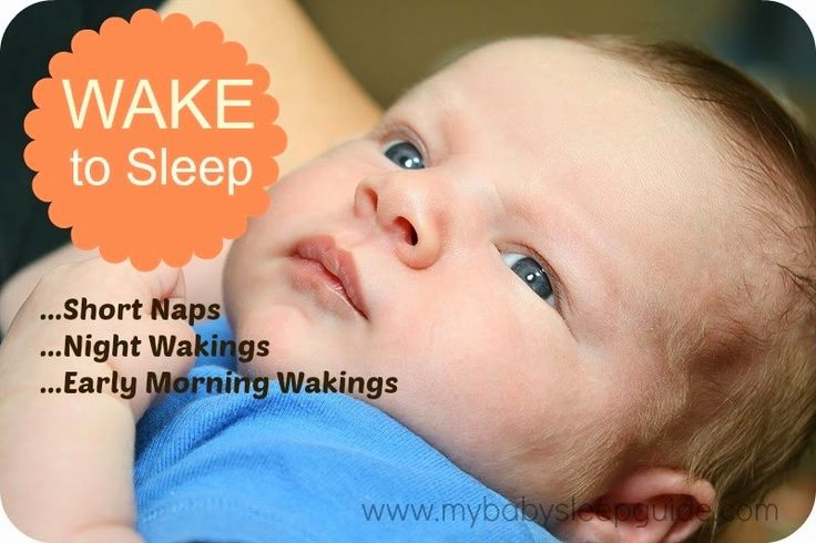 My Baby Sleep Guide | Your sleep problems, solved!: Wake to Sleep