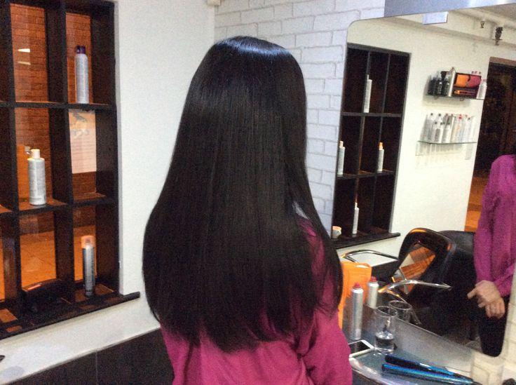 Balmain hair extensions