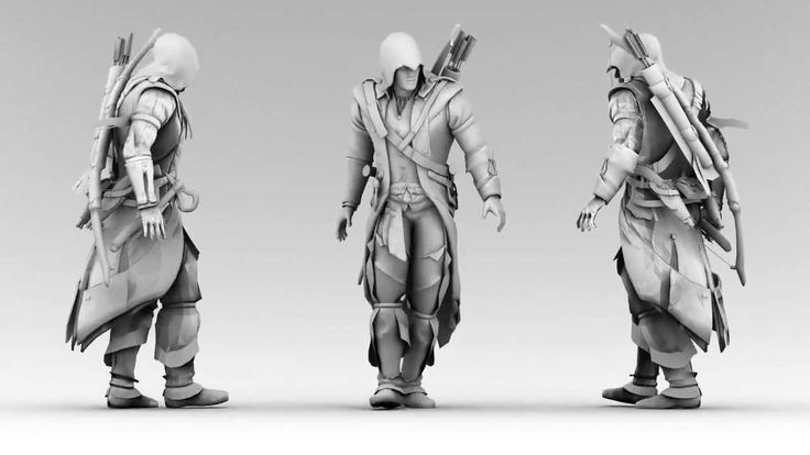 "CGI VFX Showreels HD: ""Assassin's Creed III Demo Reel"" by Jonathan Cooper"
