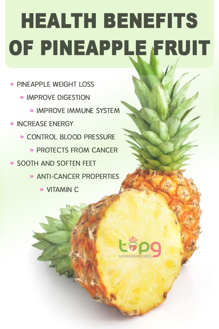 Top health benefits of pineapple fruit all about raw
