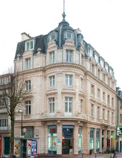 Immeuble Haussmannien, Lorient