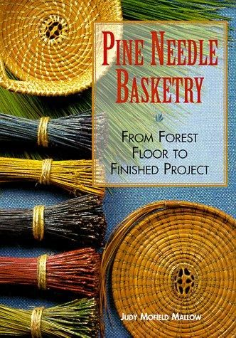 Beautiful basketry and good tips.