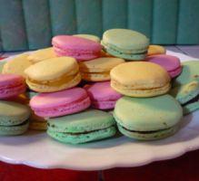 Recette - Macarons à base de meringue italienne - Proposée par 750 grammes