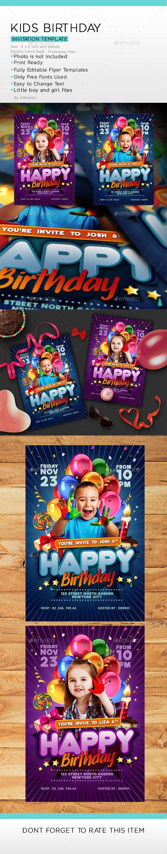 Unique Birthday Invitation Card Template Ideas On Pinterest - Childrens birthday parties north york