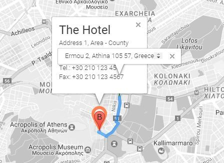 The #jQuery MapIt plugin makes it easier to create a highly customizable Google Map on the webpage.