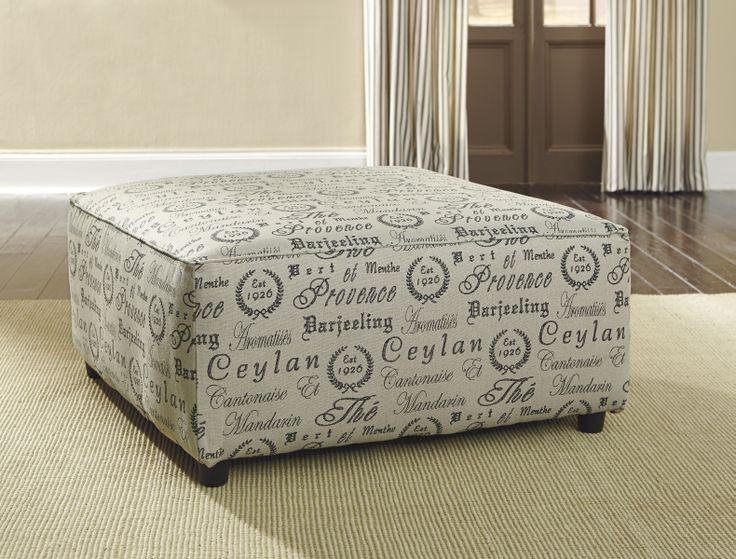 Can Be Used As An Ottoman, A Table Or Both! Come See @ Top Drawer Furniture.