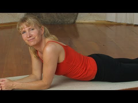 Yoga for Beginners video series! @Kate Gold This is the series I was telling you about.