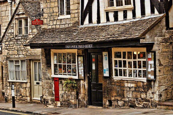 Painswick in the Stroud Valleys, Gloucestershire. A very picturesque Cotswold village. #Cheltenham # Cotswolds