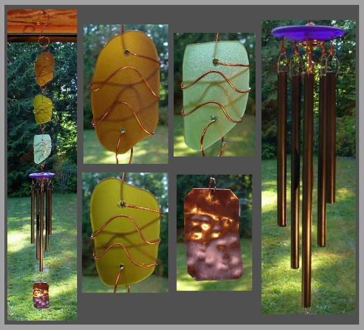 17 best images about creative wind chimes on pinterest