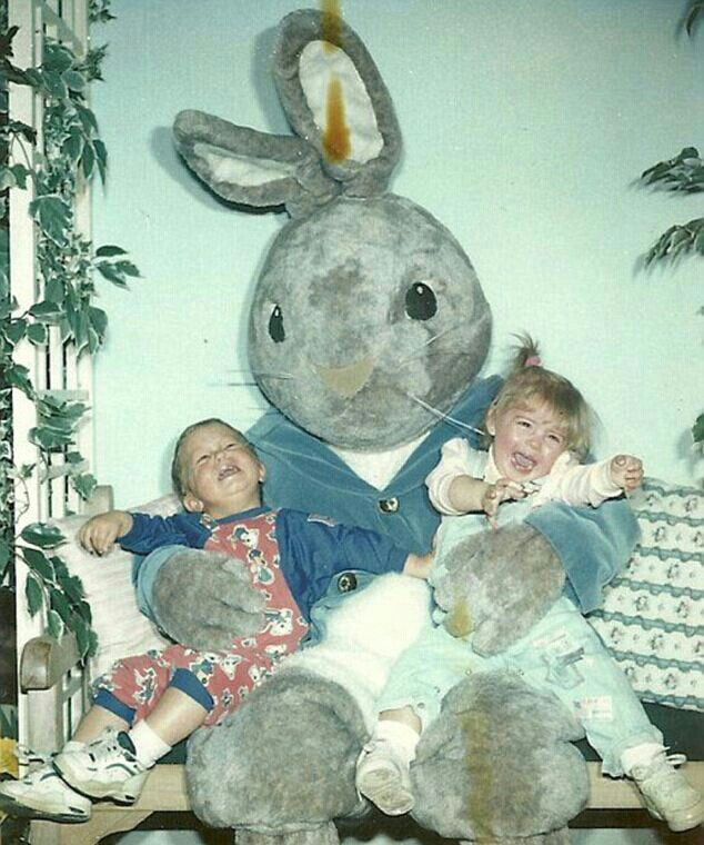 Best Creepy Easter Bunny Costumes Happy Easter Everyone - 26 creepy easter bunnies
