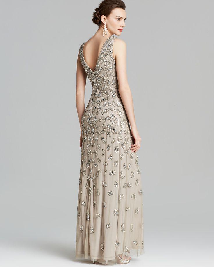 Aidan Mattox Beaded Dress_Other dresses_dressesss
