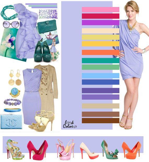 Бледно-сиреневый цвет Бледно-сиреневый сочетается с такими цветами, как розовый, красная маджента, пурпурный, желто-бежевый, зелёно-жёлтый, абрикосовый, морковный, мятный, цвет зелёного горошка, небесно-голубой, фиолетово-синий, аметистовые оттенки, золотисто-бежевый, жёлто-коричневые оттенки.