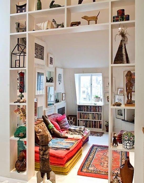 Painted Room Divider - Foter