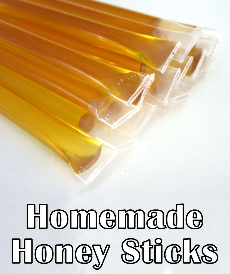 Honey sticks are a great little treat. They are delicious. They are portable. They have an extremely long shelf life. But most importantly, they are easy and fun to make.