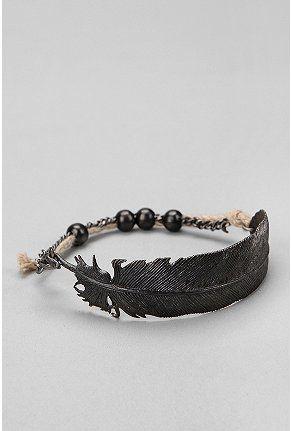 OBEY Flightless Bracelet- super cool, really interesting..!