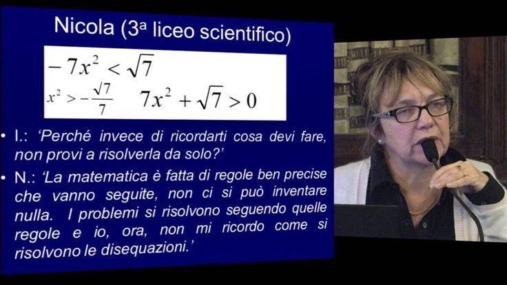 Rosetta Zan, Ricerca didattica e (nuove) strategie per l'insegnamento, 1...