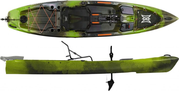 Pedal Powered Kayak Picks: Side-By-Side Comparison – The ACK Blog