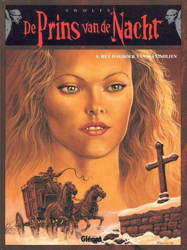 De Prins van de Nacht - 4. Het dagboek van Maximilien