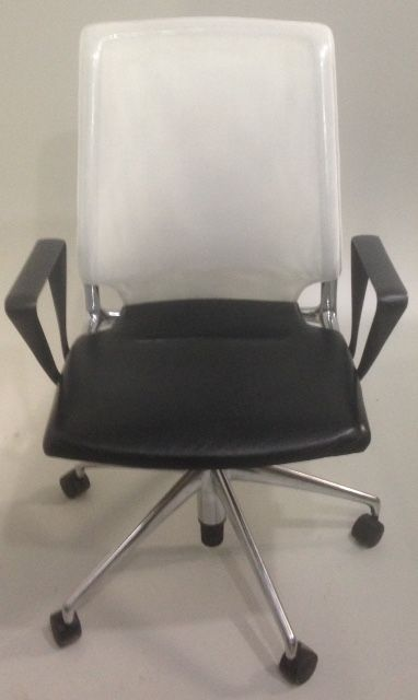 We have Vitra Meda Chairs