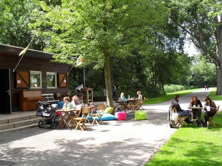 Terrasmus @Erasmuspark Amsterdam, my hometown