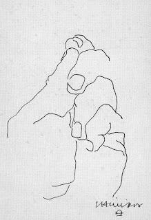 Eduardo Chillida, Hands 1