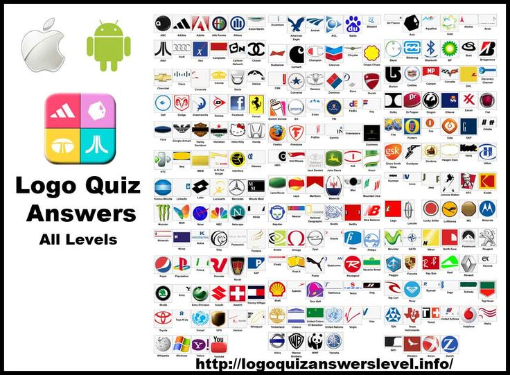 Company Logos Quiz With Answers Pin City Pinterest Company