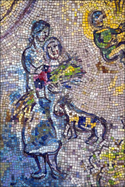 Di marc chagall favorite artisits and their art for Chagall mural chicago