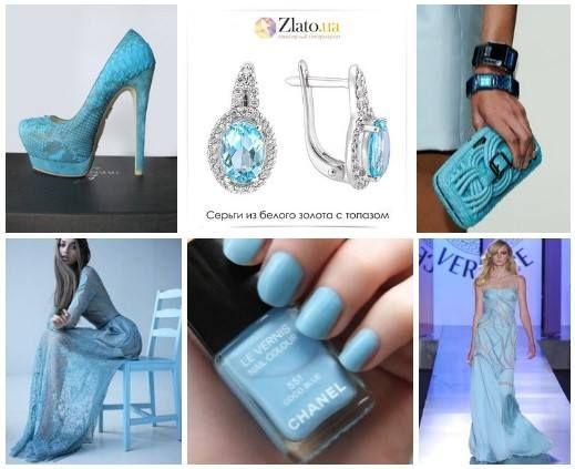 Цвет 2016 года по версии Pantone - голубая безмятежность.  Серьги из белого золота с топазом - жмите на картинку для заказа!  #zlato_ua #blue #голубой #jewelry #style #fashion #серьги #украшения #jewelry #gold #jewelryshop #ring #diamonds #beauty