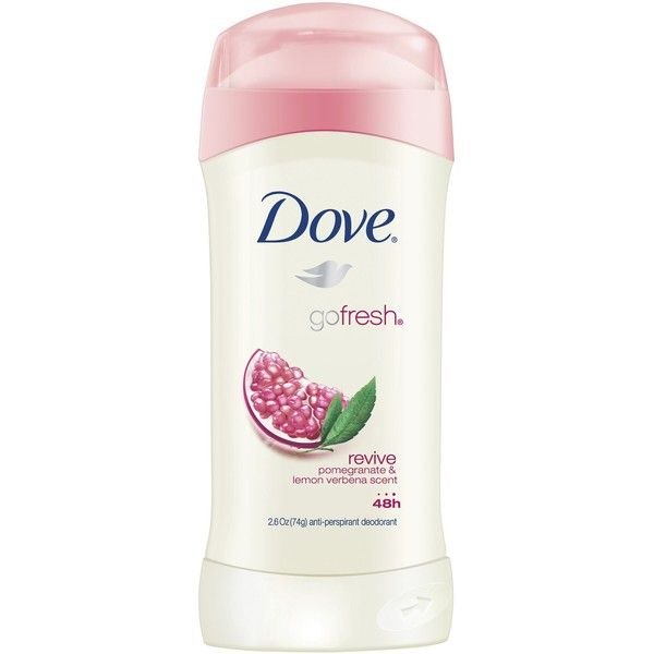 Dove go fresh Revive Anti-Perspirant Deodorant . oz (15 RON) ❤ liked on Polyvore featuring beauty products, bath & body products, deodorant, beauty, makeup, accessories, stuff, anti perspirant deodorant, dove deodorant and antiperspirant deodorant