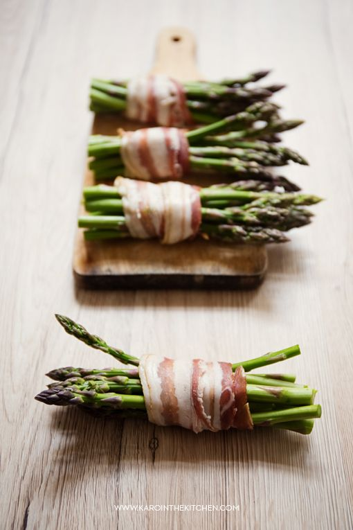 Szparagi pieczone – w kopercie z ciasta francuskiego | Karo in the Kitchen