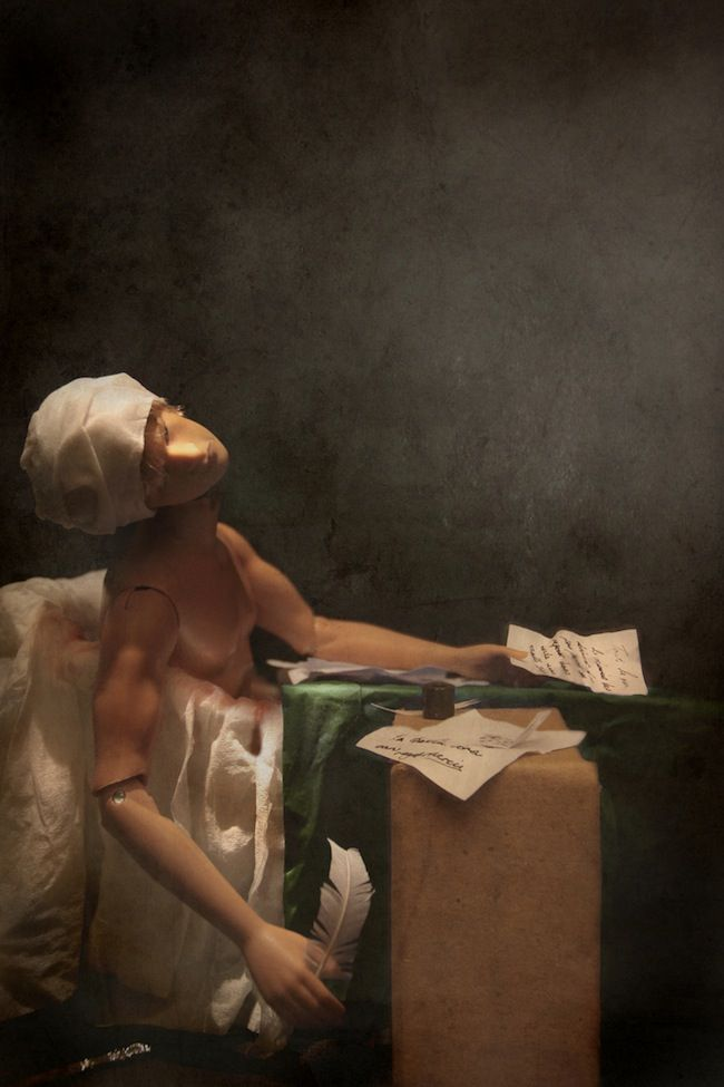 death of marat Paris, july 1793 in an increasing tense political climate, marat, journalist and fervent revolutionary is murdered by charlotte corday within a.