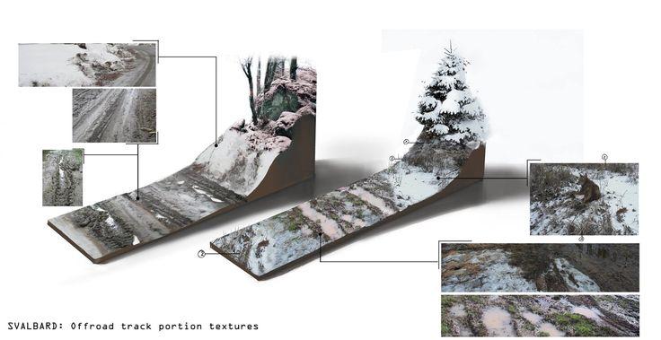 ArtStation - Asphalt Xtreme concept art dump ( Gameloft ), Pierre Raveneau