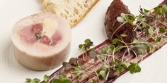 Top chef Simon Gueller shares a stunning chicken galantine recipe with Great British Chefs