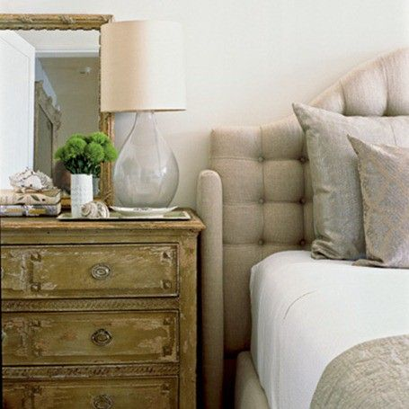 dressers as night stands