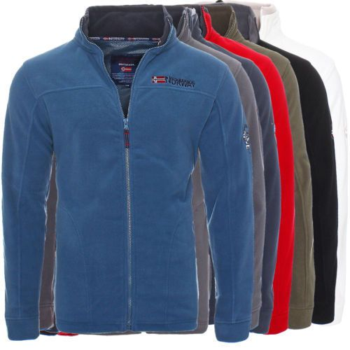 Geographical Norway Texas Men 203 Men's Fleece Jacket