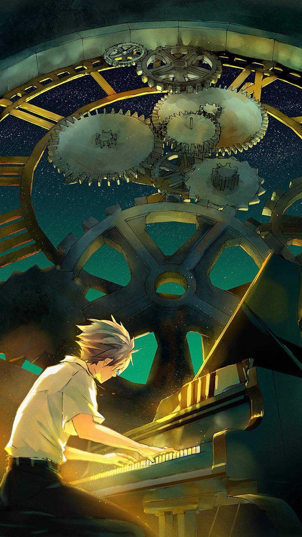 Evangelion anime scenery anime art neon genesis evangelion